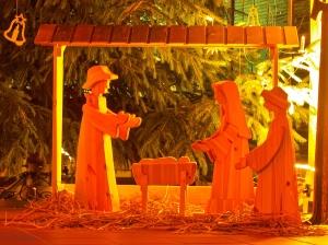Weihnachten_2013-12-25_Möllbergen_Krippe
