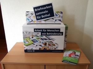 Briefmarkenbox Möllbergen