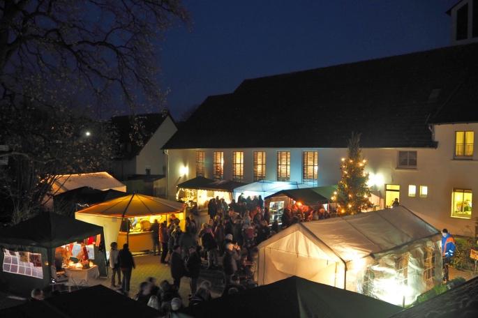 Weihnachtsmarkt Möllbergen 2015
