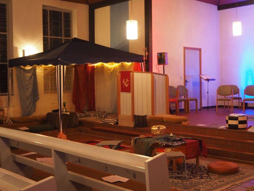 Nacht der offenen Kirchen Möllbergen 2016 1
